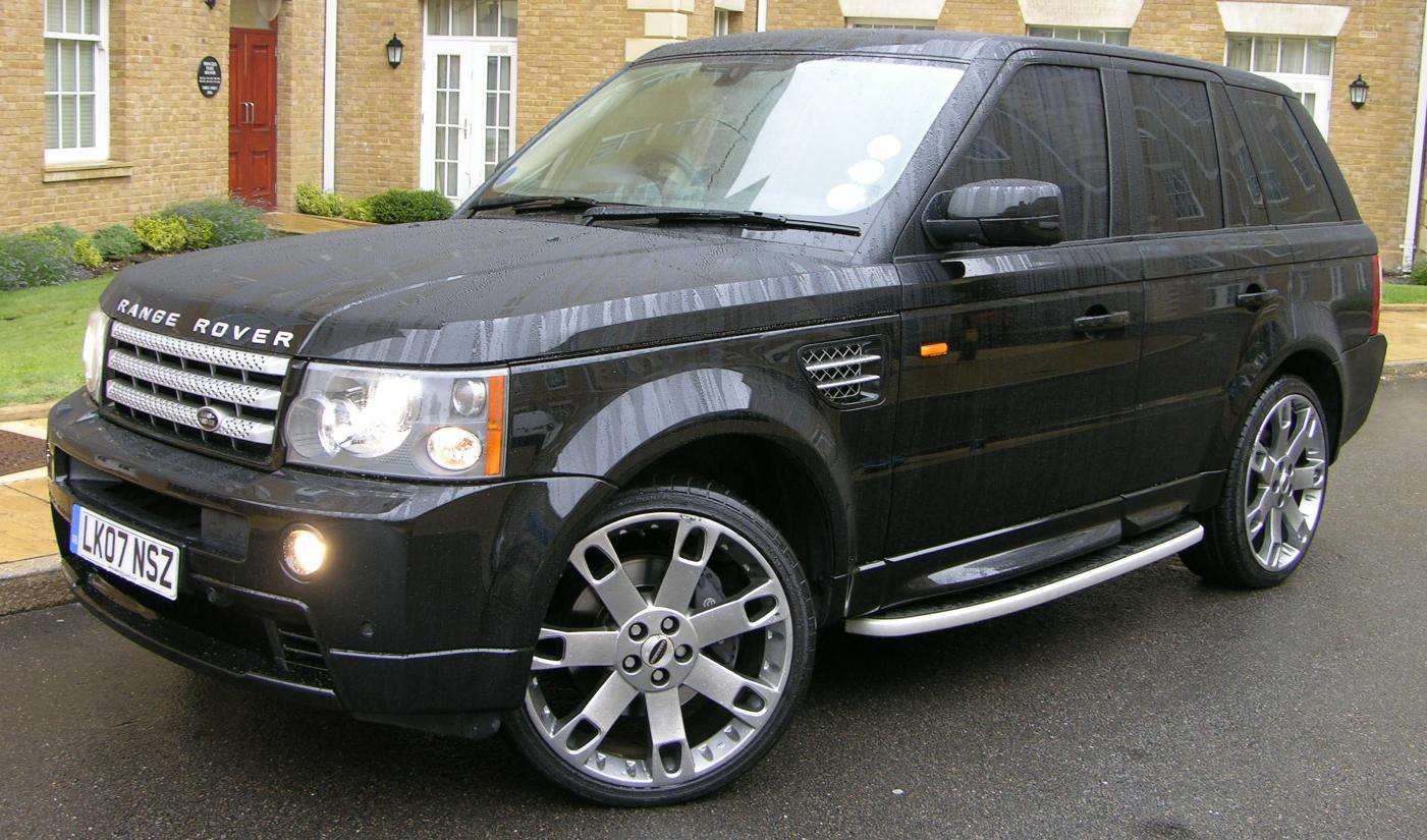 range rover sport hst 4 2 v8 supercharged flickr photo sharing. Black Bedroom Furniture Sets. Home Design Ideas