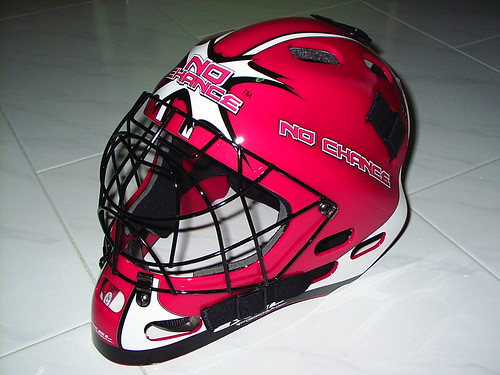 EXEL 'No Chance' Floorball Mask