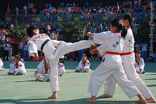 2_3242-Kickboxing (Tae Kwon Do) , Taipei, Taiwan ????-???-??