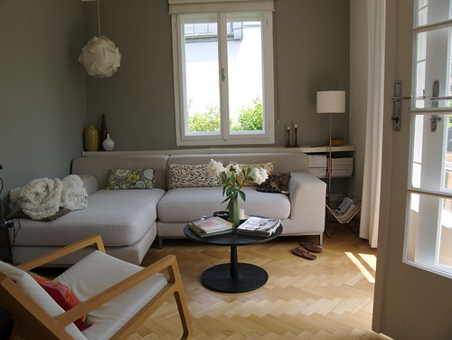 Grey Living Room A Photo On Flickriver