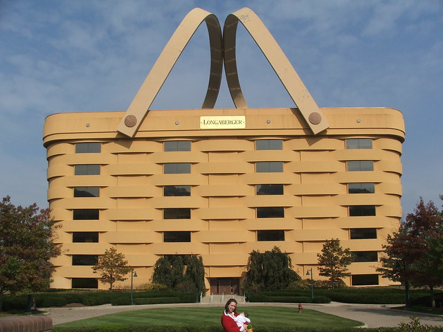 Longaberger Basket Office Building Flickr Photo Sharing