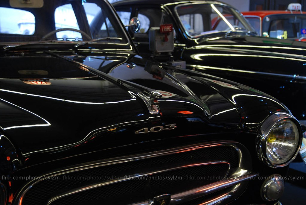 taxi peugeot 403 taxi g7 1961 paris flickr photo sharing. Black Bedroom Furniture Sets. Home Design Ideas
