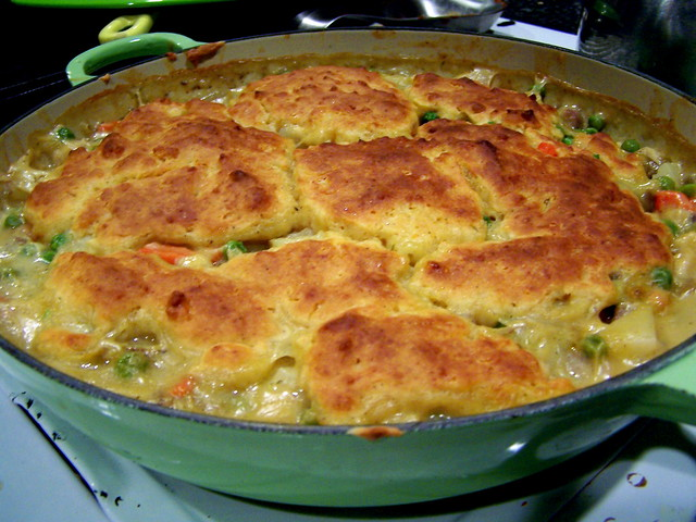 Fish pot pie flickr photo sharing for Fish pot pie