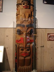 carving, totem pole, art, ancient history, temple, wood, sculpture, tiki, totem,