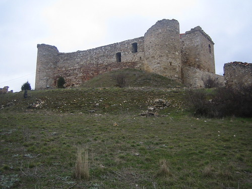 castillo de establés
