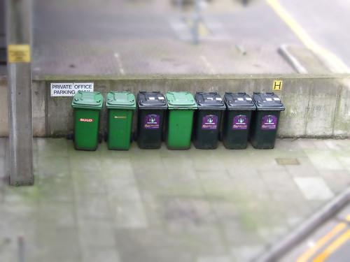 tiny bins
