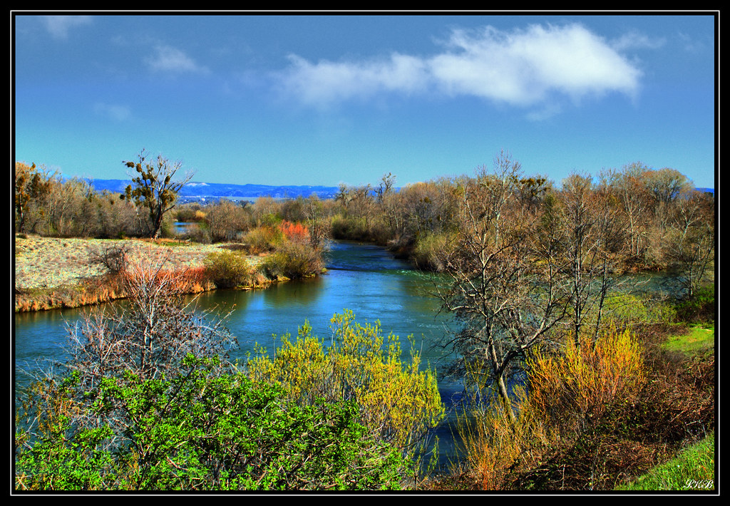 Thermalito Afterbay 1-055 Dam - Butte County, California ...