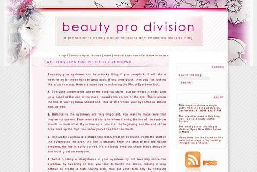 Beauty Pro Division
