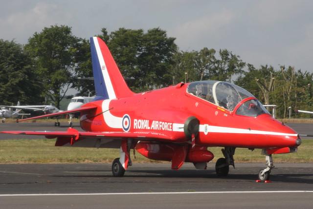 Header of Red Hawk