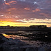 St Vaast - Oyster Bed Sunset