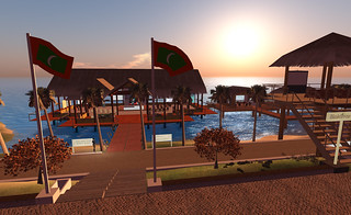 Maldives – 1st real embassy in a virtual world 26