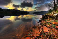 BRECON NATIONAL PARK - RESERVOIRS