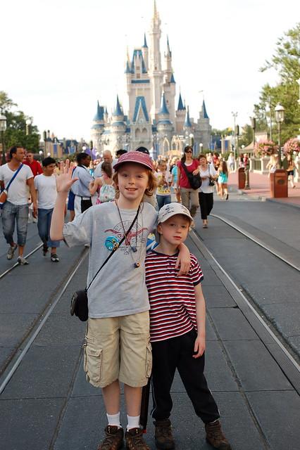 last day at Disney