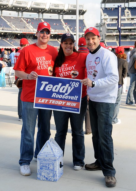 Teddy Fans