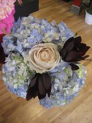 """Draft"" wedding bouquet for Susanne"