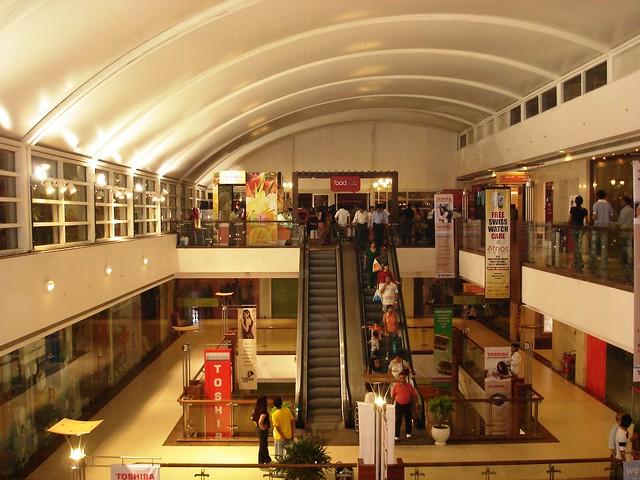 Garden Walk Mall: Select City Walk, Saket, New Delhi