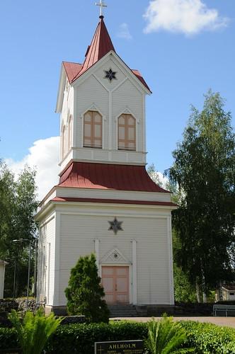 finland belfry reisjärvi