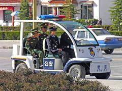 Tibet-5553 - Police Car