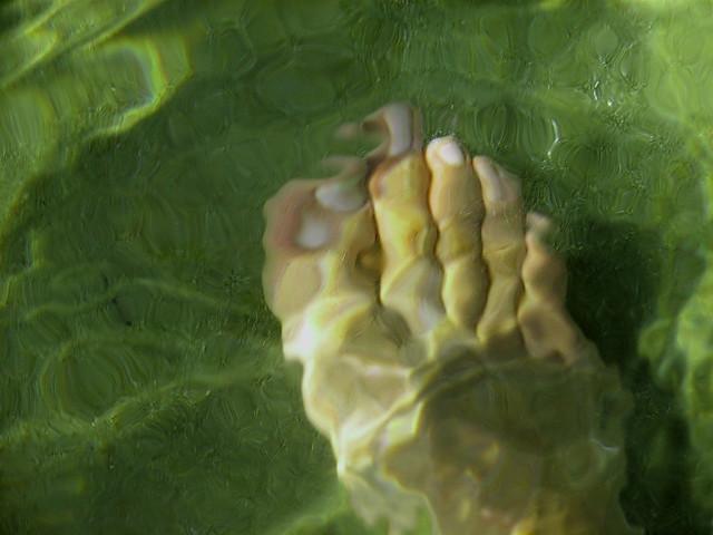 piede greco