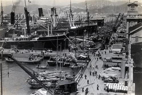 Kowloon Docks - Kowloon, China