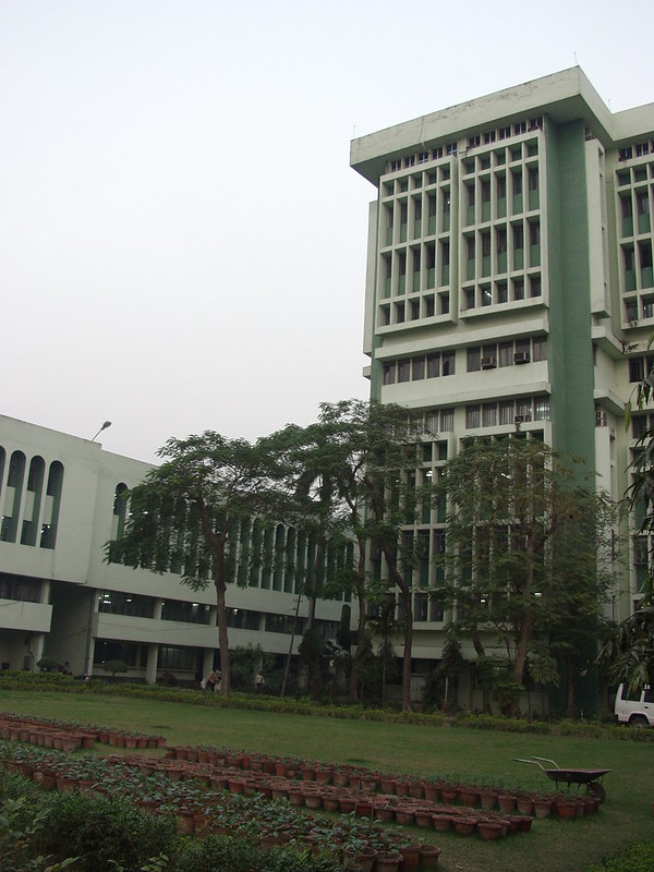 ISI University campus, Kolkata, India