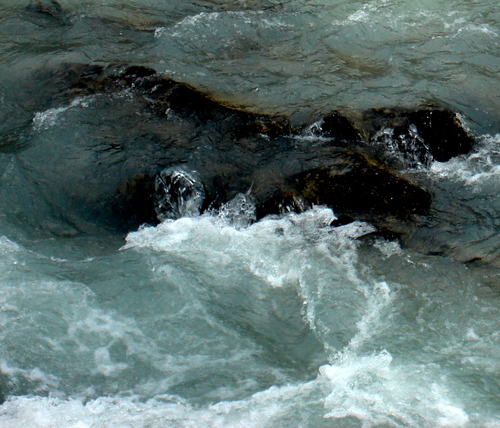 water rock photo