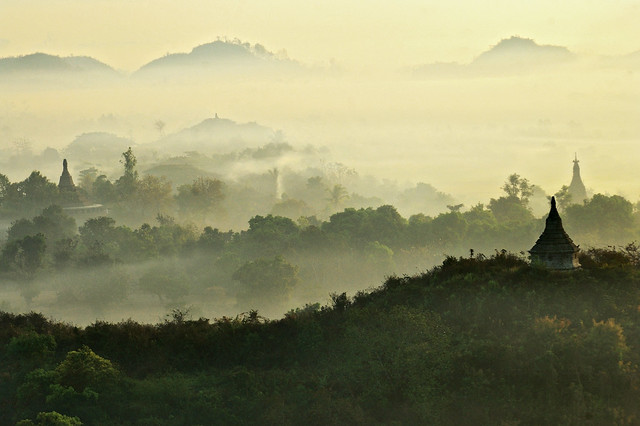 Mrauk U, the lost city - Myanmar