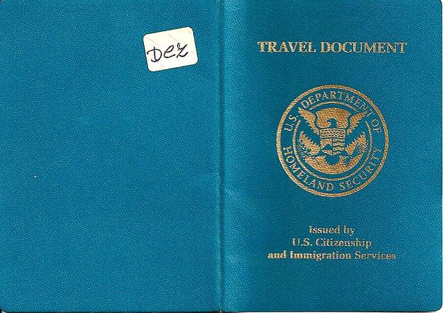 Us Travel Document Flickr Photo Sharing