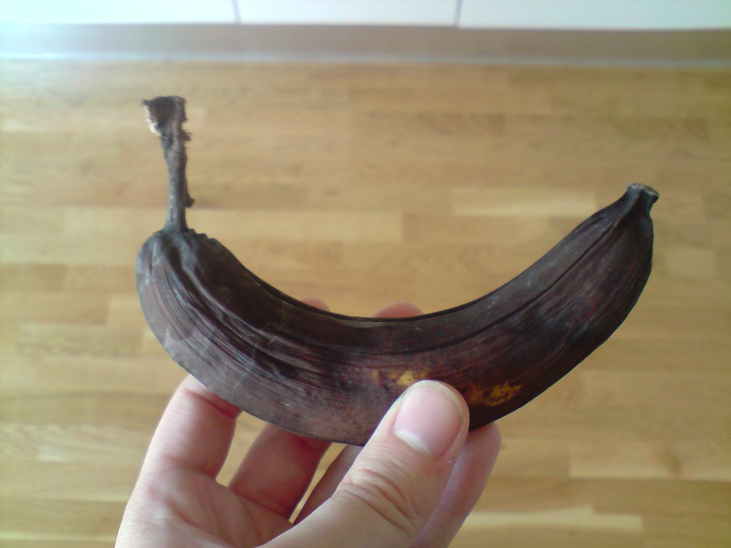 Isuäratav banaan