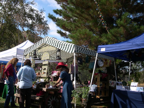 selling succulents, Silverado Country Fair, Orange County, Southern California