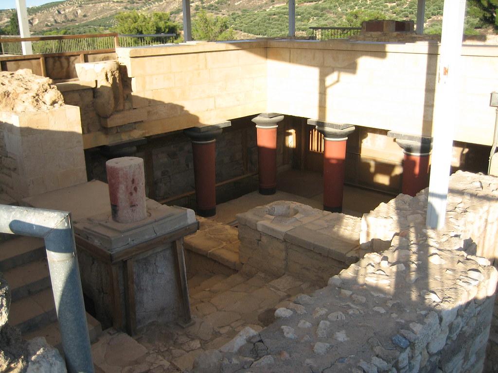 Minoan Palace @ Knossos - Crete