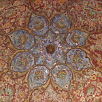 Mosque of Suleiman Pasha - Ceiling
