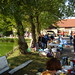 Small photo of Flee market near Chaource