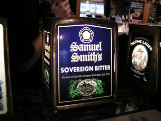 Samuel Smith's, Sovereign Bitter, England