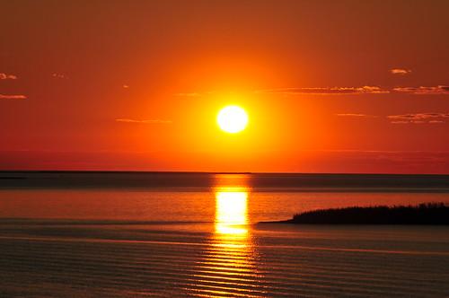 bridge sunset red orange newyork nikon longisland dslr imran d300 greatsouthbay smithpoint imrananwar abigfave windsandandwater