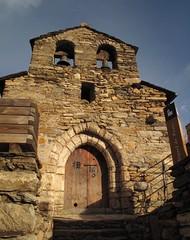 Eglise Prats par l'Ours