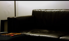 Ikea Sater Leather Sofa Flickr Photo Sharing