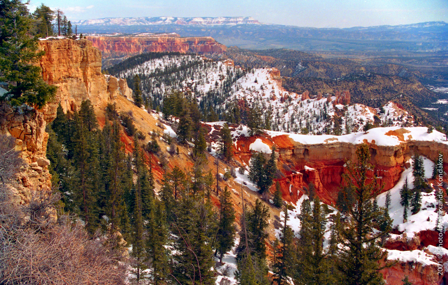 USA Bryce Canyon NP