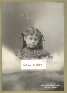 Helen Mackey