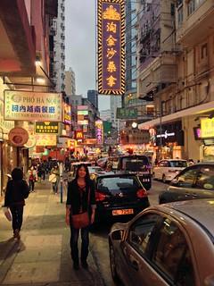 Mei in Mong Kok