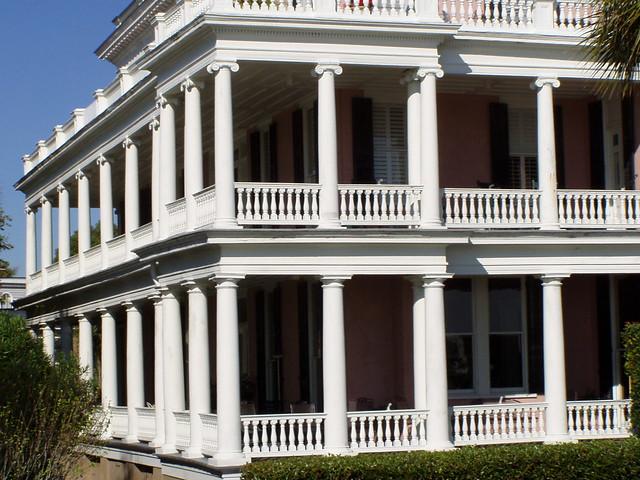 Historic home on the battery charleston sc flickr for Home goods charleston sc