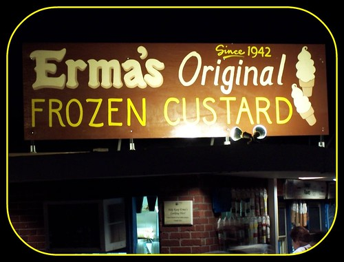 Erma's is open for the season!!