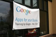 Google Apps at Backyard Burgers