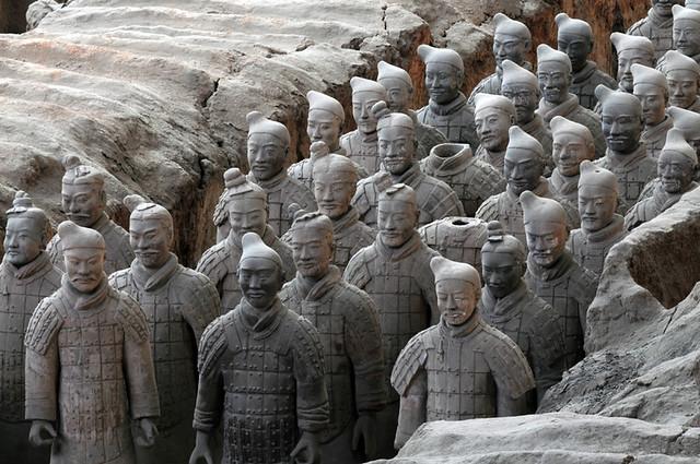 Chine 中国 - Xian 西安