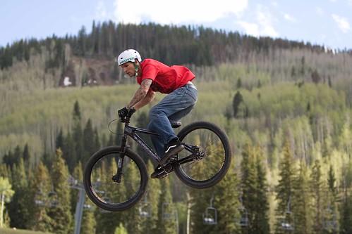 Teva Mtn Games - Freeride Biking