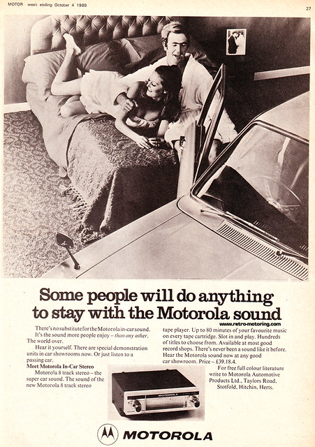 Motorola advert