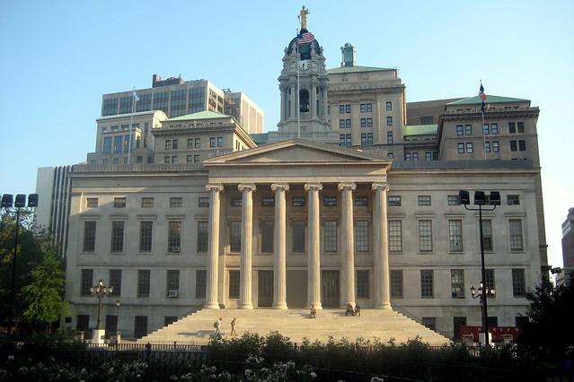 Nyc Brooklyn Downtown Brooklyn Borough Hall Flickr