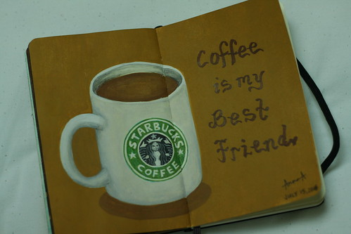 Coffee, My Friend
