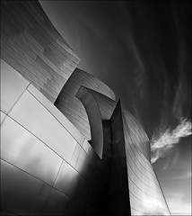 gehry and the sky
