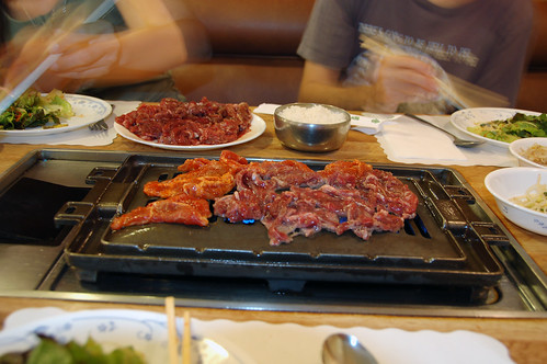 mmmmm korean bbq by aSIMULAtor